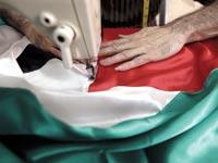 דגל פלסטין / צלם: רויטרס